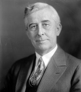 Harry M. Wurzbach American politician