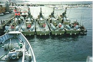 Hauk-class patrol boat - Image: Hauk MT Ber