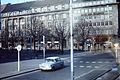 Haus der Schweiz, Unter den Linden at FriedrichStrasse, East Berlin, February 1975.jpg