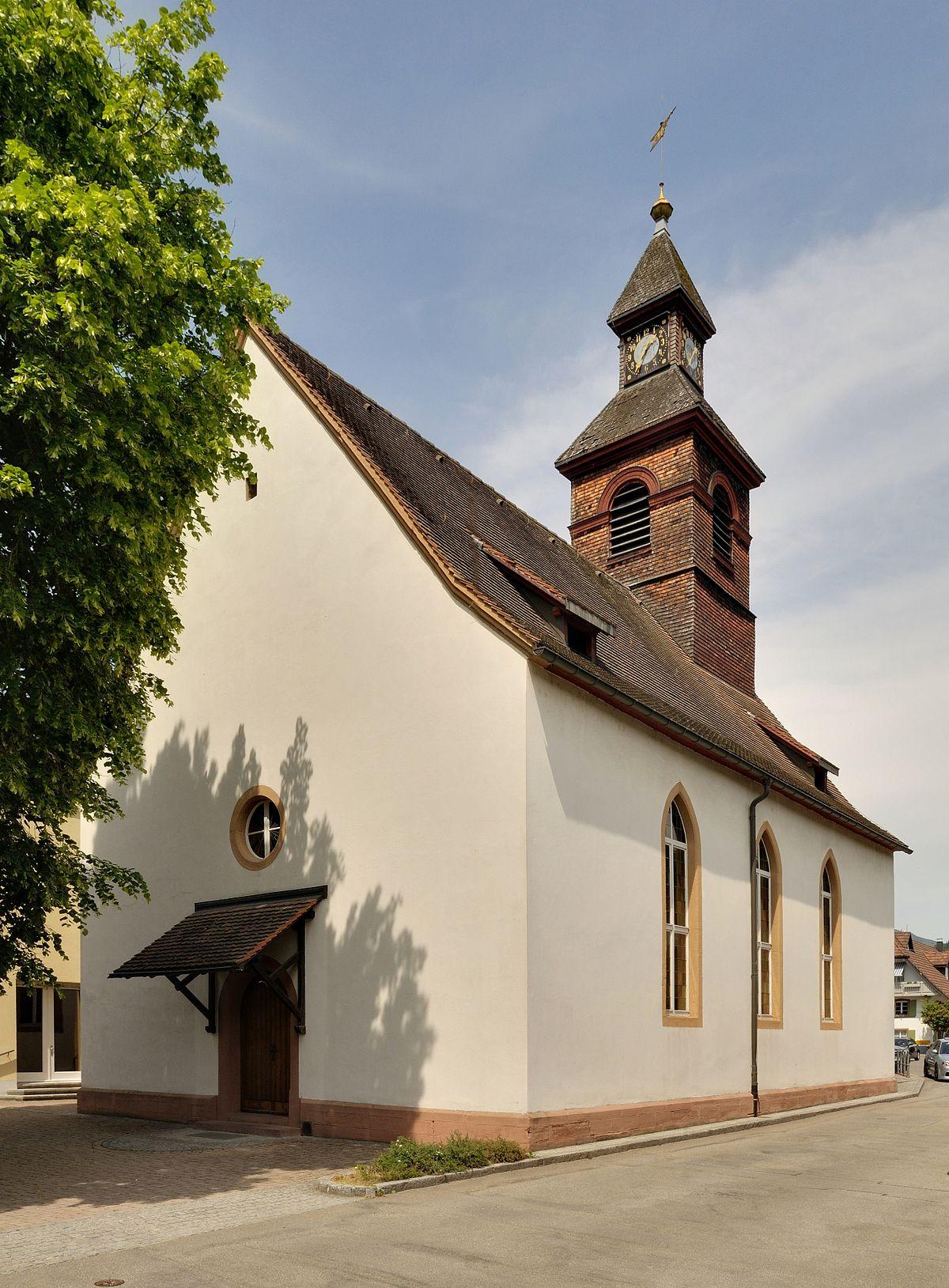 Evangelische Kirche Achern