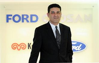 İzmit - Haydar Yenigün, General Manager of Ford Otosan.