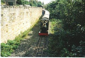 Heatherslaw Light Railway - Image: Heatherslaw Light Railway geograph.org.uk 270854