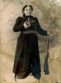 Heghine, wife of Kevork Chaush, 1910.png