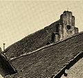 Heilbronn, Spitze von Haus Kaiserstr. 22 a - Heilbronner Übergangsstil Gotik - Renaissance (Archäolog. Stadtkataster BW, Bd 8, HN. Landesdenkmalamt BW, Stuttgart 2001, S. 134, Nr. 188).JPG