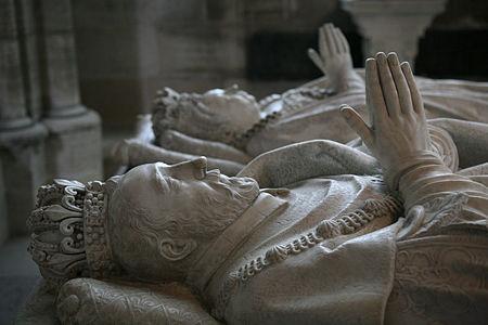 Henri II et Catherine de Médicis