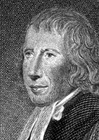 Henry Hunter (divine) - Henry Hunter, engraved by Thomas Holloway after Stevenson.