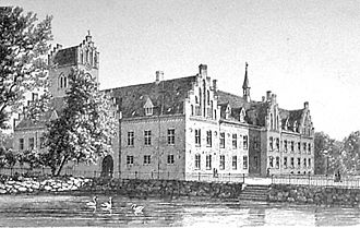 Herlufsholm School - The School in the late 19th century