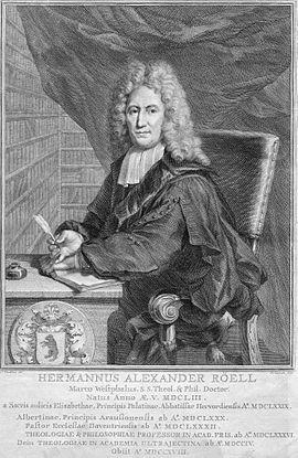 Herman Alexander Röell