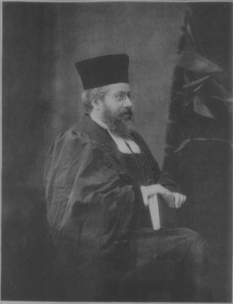 Hermann Adler - Hermann Adler, by H. S. Mendelssohn ca. 1900
