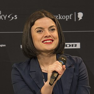 Hersi, ESC2014 Meet & Greet 02 (crop).jpg