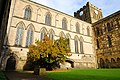 Hexham Abbey Side View - panoramio.jpg