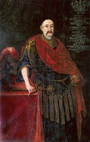Mikołaj Hieronim Sieniawski - Image: Hieronim Mikołaj Sieniawski
