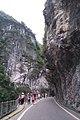 Hiking in Taroko National Park, Hualien County, Taiwan - panoramio.jpg