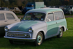 Hillman Husky Series I Front