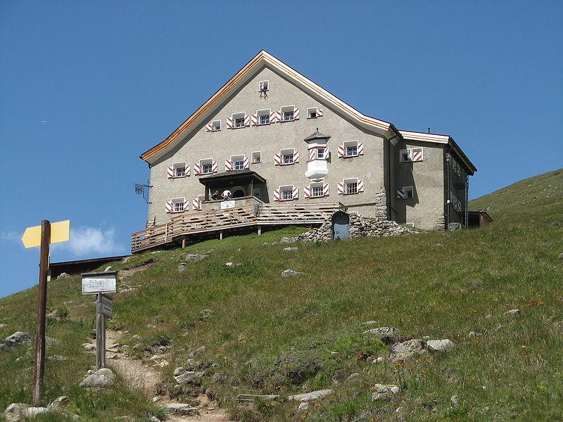 Hochjoch Hospitz