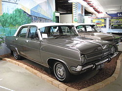 Holden Premier HD X2 (1965–1966)