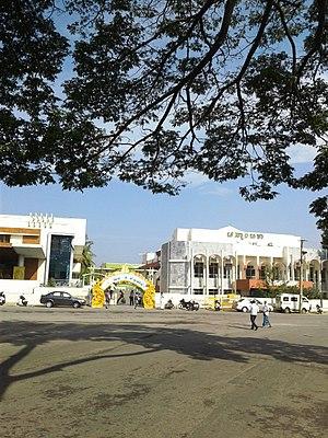 Holenarasipura - Image: Holenarasipura Town 2