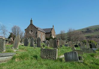 Port Talbot - Holy Cross Church