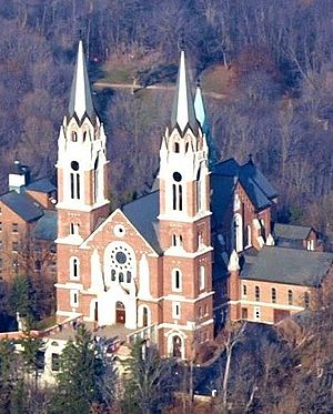 Holy Hill National Shrine of Mary, Help of Christians - Holy Hill Basilica