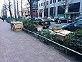 Homeless cardboxes shack in Nishi-Shinjuku.jpg