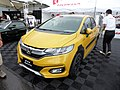 Honda FIT HYBRID CROSS STYLE (DAA-GP5) front.jpg