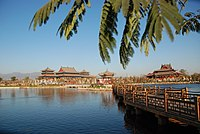 Hongtong, Linfen, Shanxi, China - panoramio.jpg