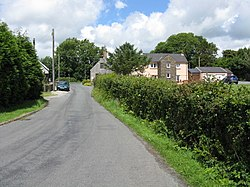 Hook - Lane To Underwood - geograph.org.uk - 1416708.jpg