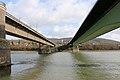 Horchheimer Eisenbahnbrücke + Südbrücke 01 Koblenz 2015.jpg