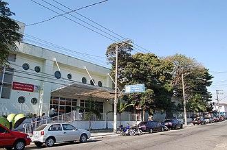 Health in Brazil - Cândido Fontoura Children's Hospital, São Paulo.