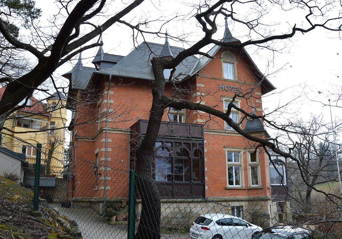 Hotel Viktoria Luise Blankenburg Deutschland