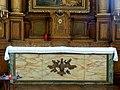 Houdan (78), église Saint-Jacques et Saint-Christophe, chœur, ancien maître-autel.jpg