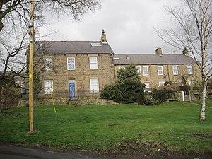 Henshaw, Northumberland - Image: Houses at Henshaw geograph.org.uk 1772569