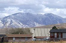 Houses in Fort Hall, Idaho on the Fort Hall Indian Reservation.jpg