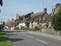Houses in Frampton - geograph.org.uk - 534056.jpg