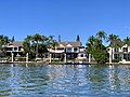 Houses in Sanctuary Cove seen from Coomera River, Queensland 02.jpg