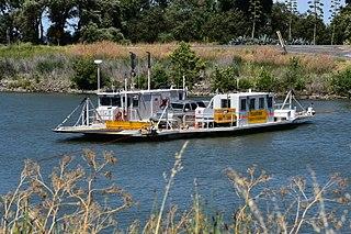 Howard Landing Ferry