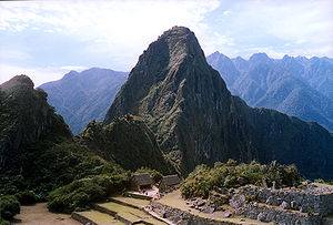 Huayna Picchu General view