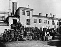 Huber workers 1910s.jpg