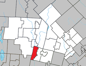 Huberdeau Quebec location diagram.png
