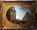 Hubert Robert, paesaggio con rovine antiche, xviii sec..JPG