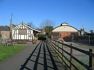 Hulme End human settlement in United Kingdom
