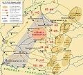 Hungarian-Romanian War of 1919, Romanian advance to Tisza - Hungarian.jpg