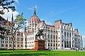 Hungary-02378 - Parliament & Francis II Rákóczi (31801290283).jpg