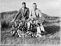 Hunting portrait of two men (AM 81960-1).jpg