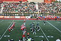 Huskie Game against Calgary Looking East.JPG