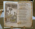 Hymns for Infant Minds, Ann and Jane Taylor, England, 1808 - Concord Museum - Concord, MA - DSC05845.JPG