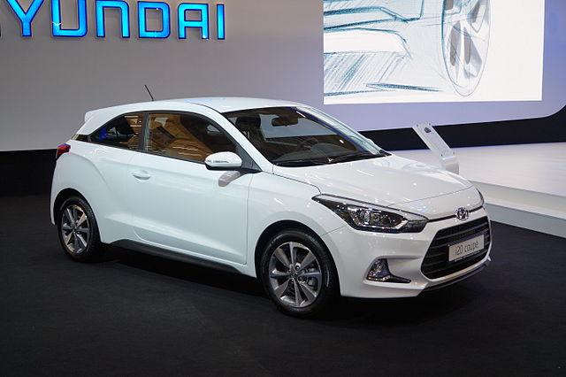 Opel Nuova i20