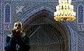 I'tikaf in Goharshad Mosque (13970112000559636582232881384241 51696).jpg
