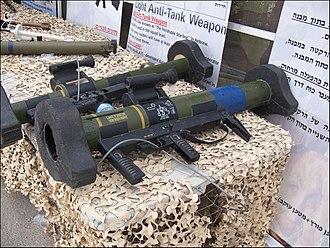 MATADOR - Image: IDF Matador 66 Independence Day 0054