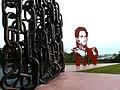 ID 076 Vta de Obligado, Monumento de la batalla - CAZ.jpg